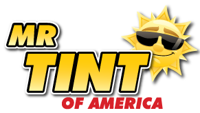 Mr Tint of America  Logo
